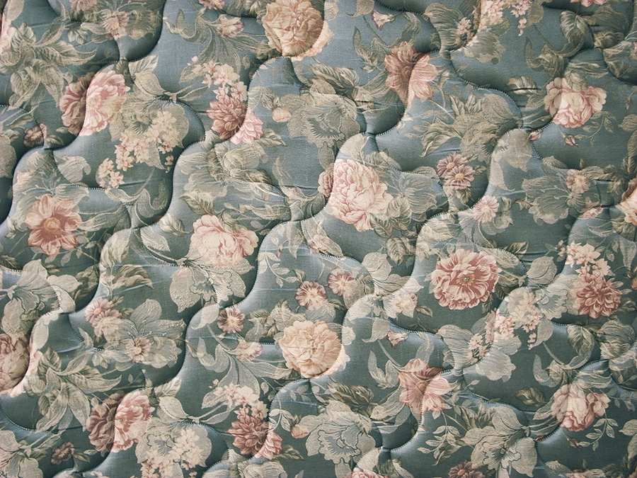 pattern floral embroidery